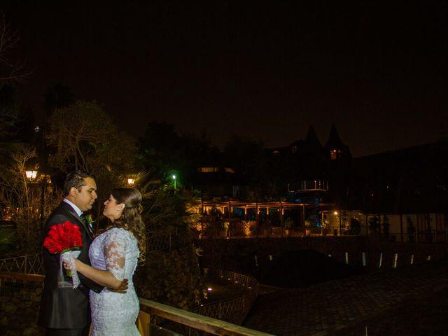 El matrimonio de Renzo y Claudia en Santiago, Santiago 2