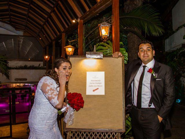 El matrimonio de Renzo y Claudia en Santiago, Santiago 42