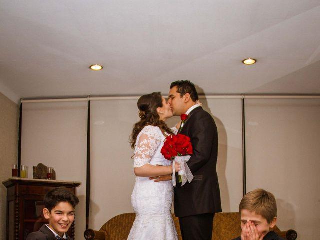 El matrimonio de Renzo y Claudia en Santiago, Santiago 48