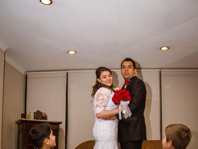 El matrimonio de Renzo y Claudia en Santiago, Santiago 49