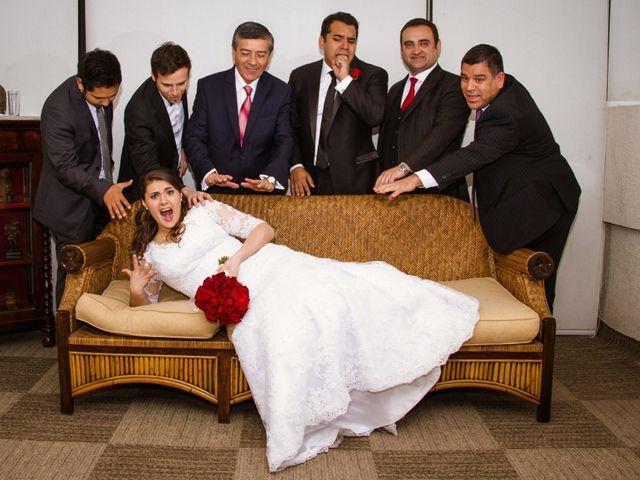 El matrimonio de Renzo y Claudia en Santiago, Santiago 50