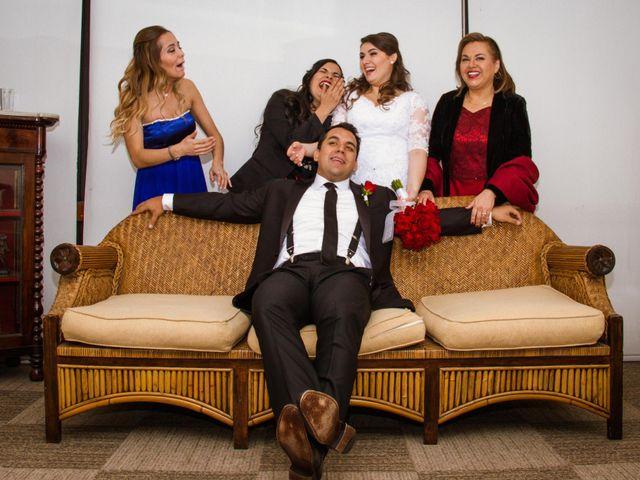 El matrimonio de Renzo y Claudia en Santiago, Santiago 51