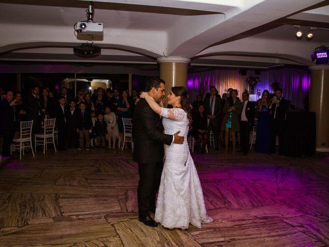 El matrimonio de Renzo y Claudia en Santiago, Santiago 55