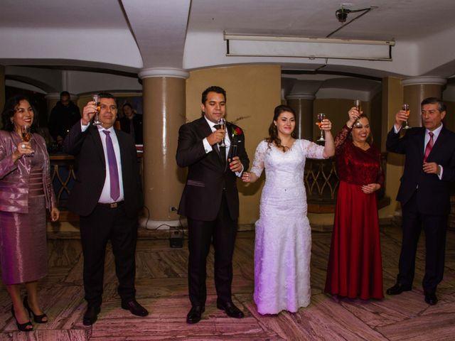 El matrimonio de Renzo y Claudia en Santiago, Santiago 59