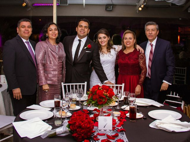 El matrimonio de Renzo y Claudia en Santiago, Santiago 61