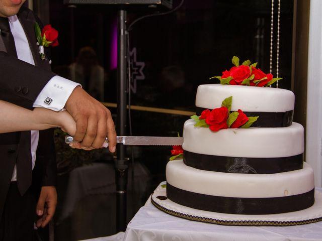 El matrimonio de Renzo y Claudia en Santiago, Santiago 63