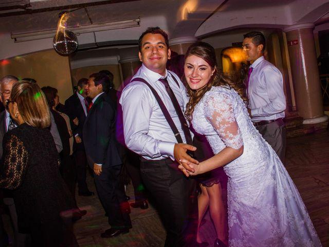 El matrimonio de Renzo y Claudia en Santiago, Santiago 72