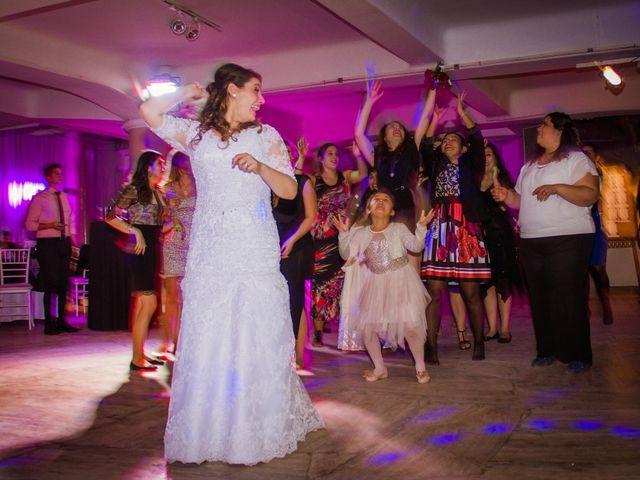 El matrimonio de Renzo y Claudia en Santiago, Santiago 75