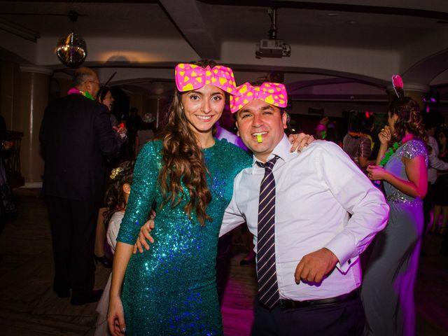 El matrimonio de Renzo y Claudia en Santiago, Santiago 82