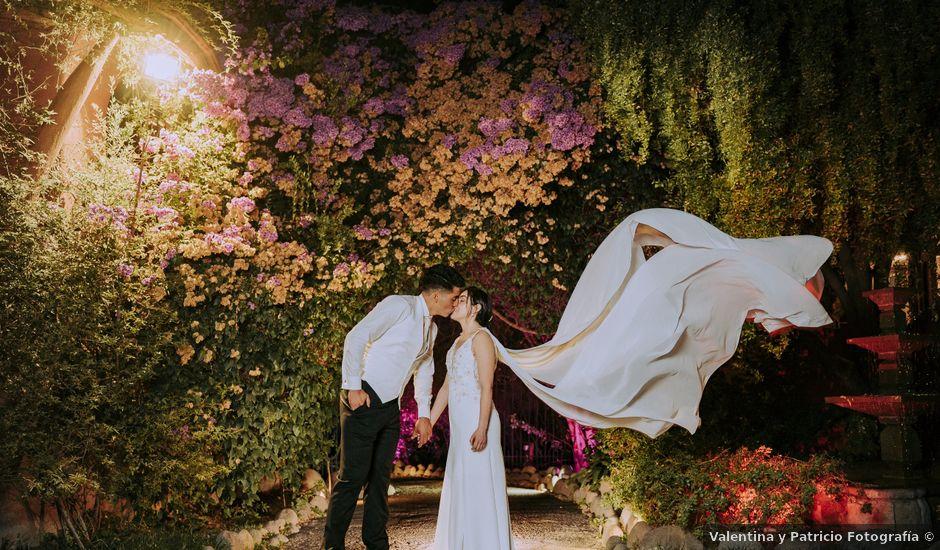 El matrimonio de Pablo y Daniela en San José de Maipo, Cordillera