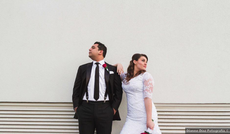 El matrimonio de Renzo y Claudia en Santiago, Santiago