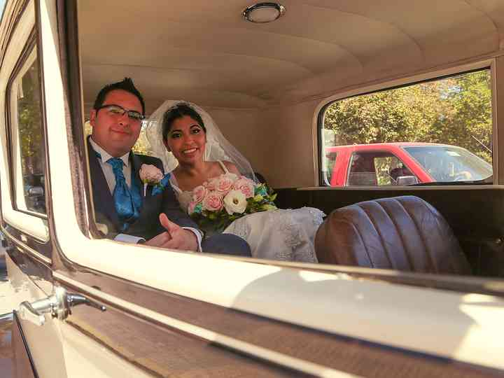 El matrimonio de Nataly y Angelo