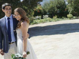 El matrimonio de Katiana  y Cristian