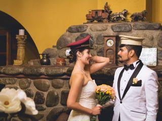 El matrimonio de Doris y Juan Pablo