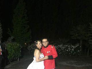 El matrimonio de Mónica   y Hector  1