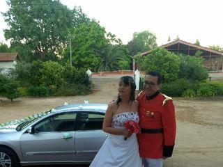 El matrimonio de Mónica   y Hector  3