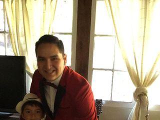 El matrimonio de Daniela y Ignacio 1