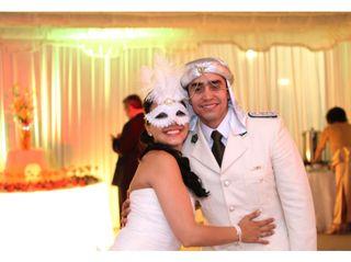 El matrimonio de Vanessa  y Gaston  2