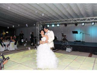 El matrimonio de Vanessa  y Gaston  3