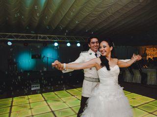 El matrimonio de Vanessa  y Gaston
