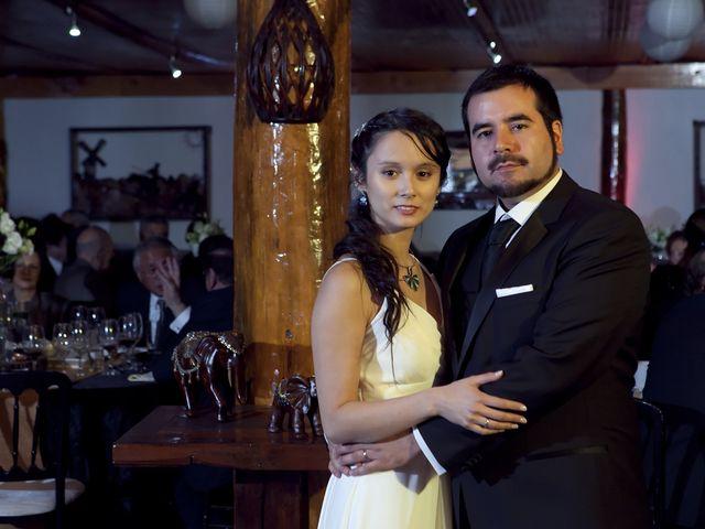 El matrimonio de Gonzalo y Siugmin