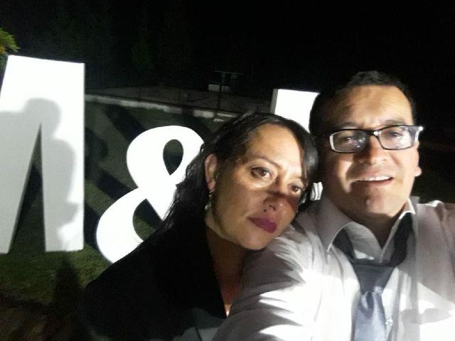 El matrimonio de Mónica   y Hector