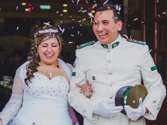 El matrimonio de Dani y Ignacio