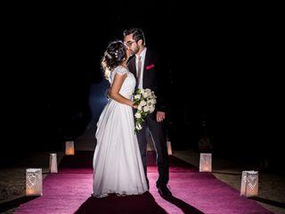 El matrimonio de Ivan y Lesly