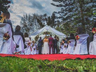 El matrimonio de alejandra y jonh 1
