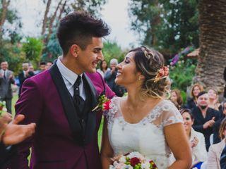 El matrimonio de alejandra y jonh 3