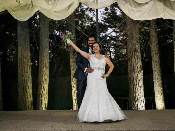 El matrimonio de Stefanía y Benjamín