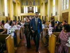 El matrimonio de Stefanía y Benjamín 4