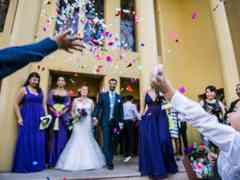 El matrimonio de Stefanía y Benjamín 6