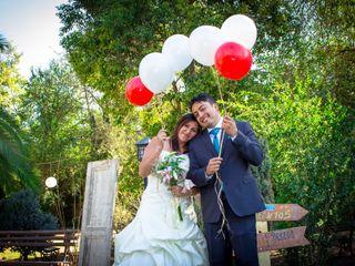 El matrimonio de Alejandra y Carlos