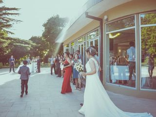 El matrimonio de Maritza y Carlos