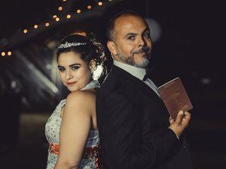 El matrimonio de Yanira y Luis