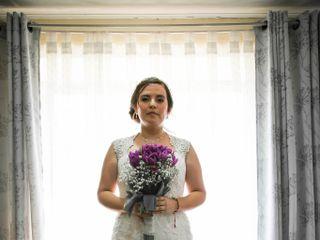 El matrimonio de Stefanía y Benjamín 1