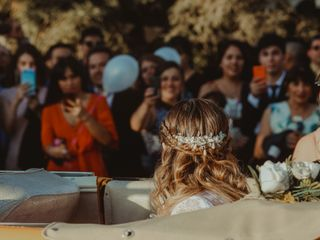El matrimonio de Yenny y Franco 3