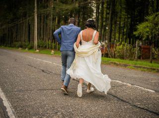 El matrimonio de Mónica y Younoussa 2
