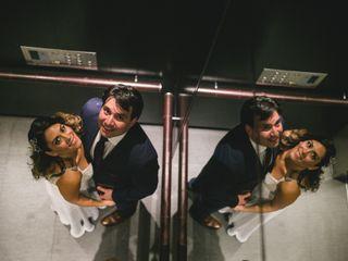 El matrimonio de Paula y Benjamin