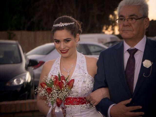 El matrimonio de Luis y Yanira en Padre Hurtado, Talagante 9