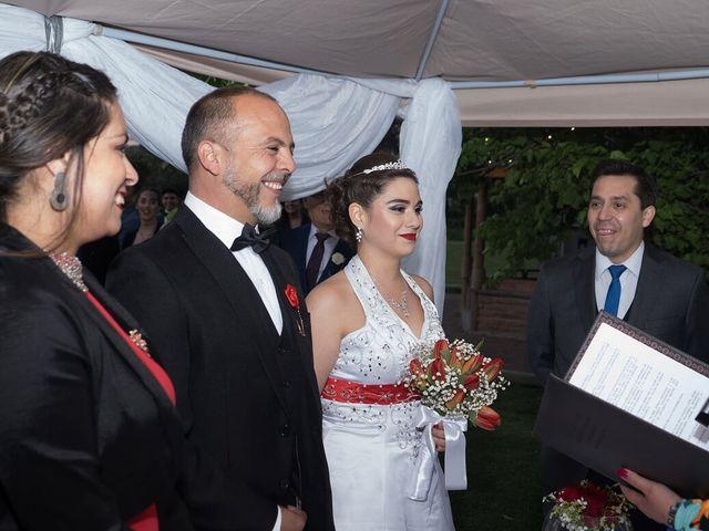 El matrimonio de Luis y Yanira en Padre Hurtado, Talagante 10
