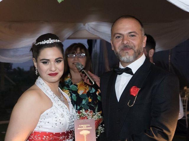 El matrimonio de Luis y Yanira en Padre Hurtado, Talagante 1
