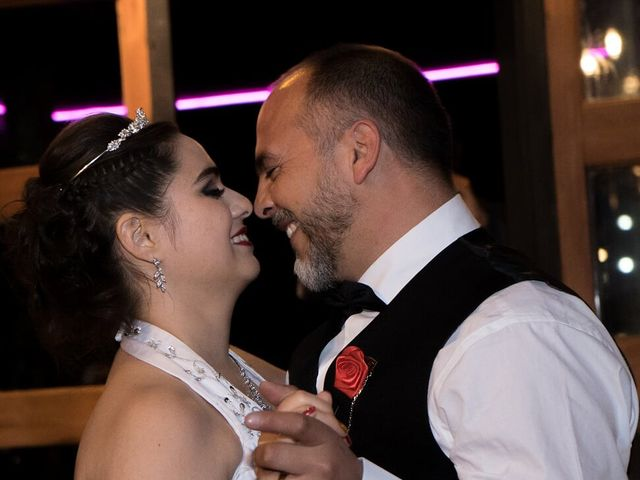 El matrimonio de Luis y Yanira en Padre Hurtado, Talagante 2