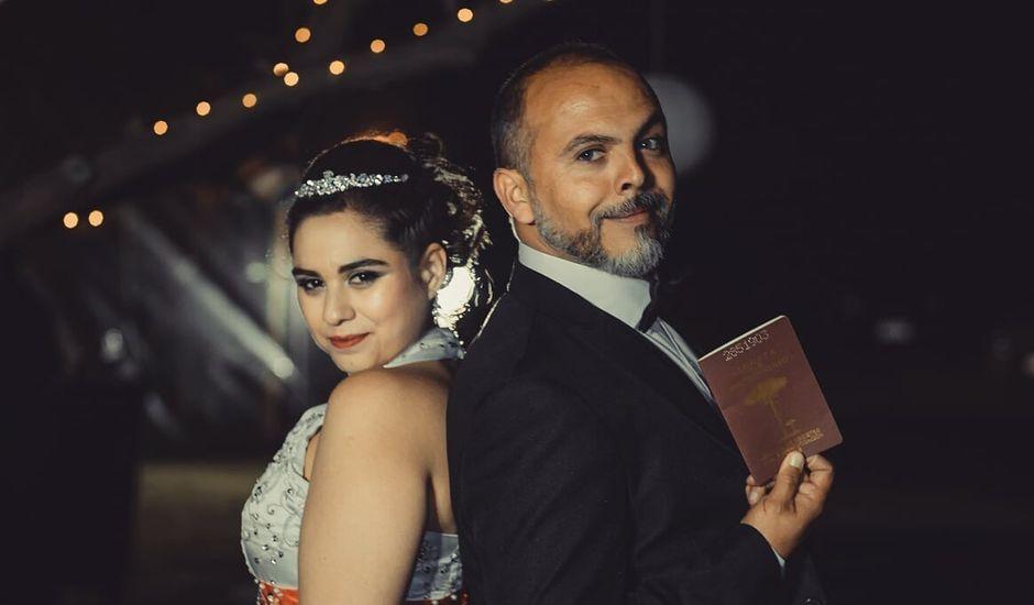 El matrimonio de Luis y Yanira en Padre Hurtado, Talagante