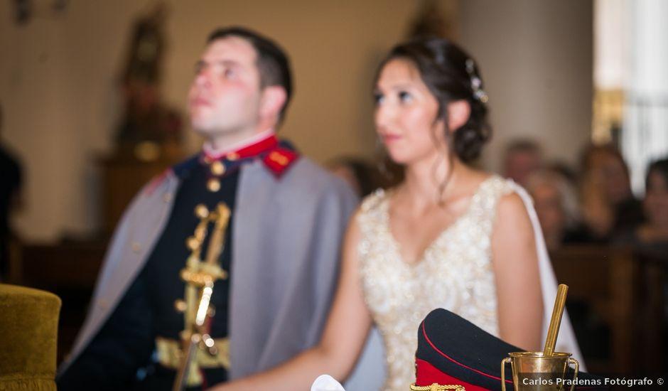 El matrimonio de Valentín y Carolina en Santiago, Santiago