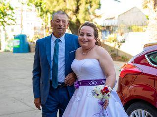El matrimonio de Kenya y Carlos 1