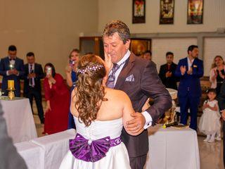 El matrimonio de Kenya y Carlos