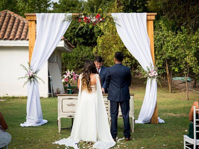 El matrimonio de Paulo y Gabriela