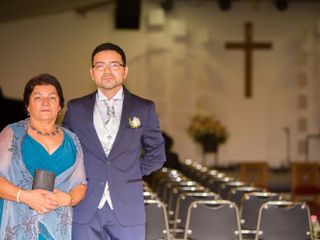 El matrimonio de Romina y Rafael 3